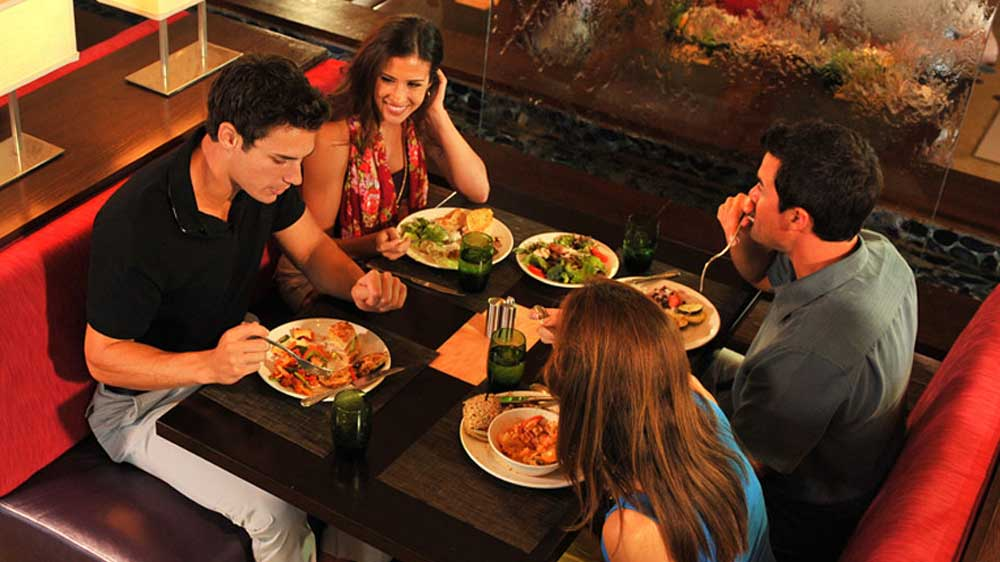 How this app is making dining more fun at restaurants?