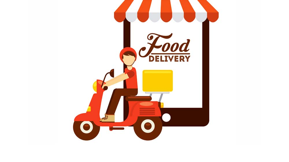 Getting Food Delivery To Restaurant