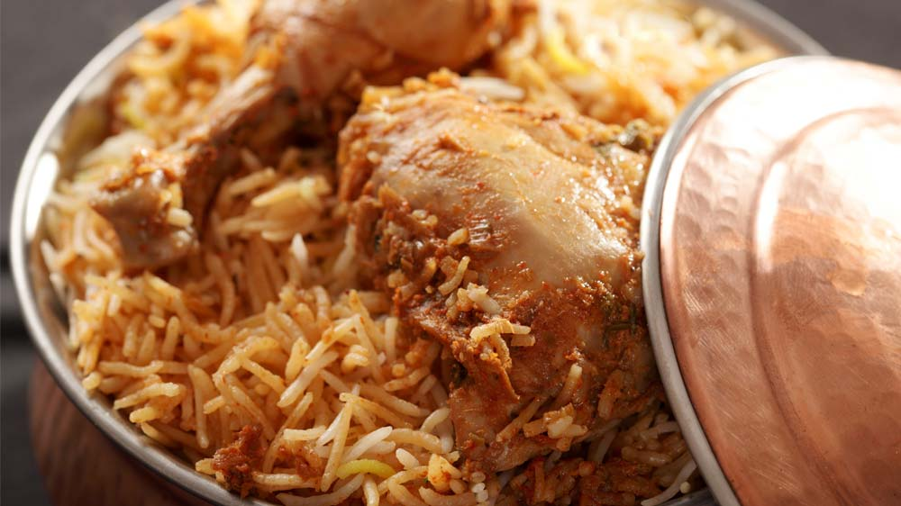 Hyderabad cuisine is a mix of nawabs and mughals for Andhra cuisine history