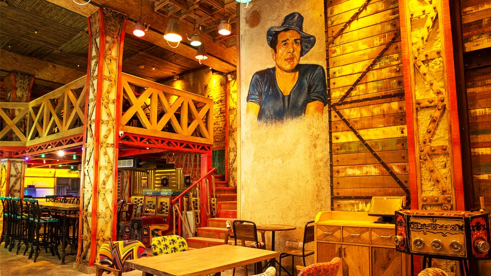 India goes Filmy with bollywood themed restaurants