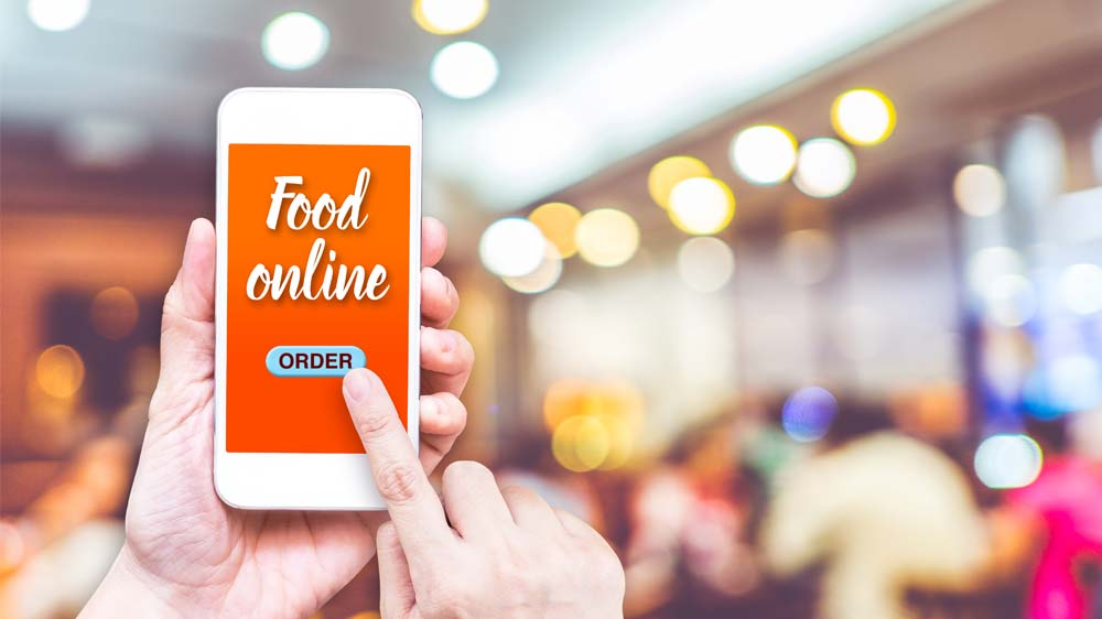 Is online food ordering the next addiction?