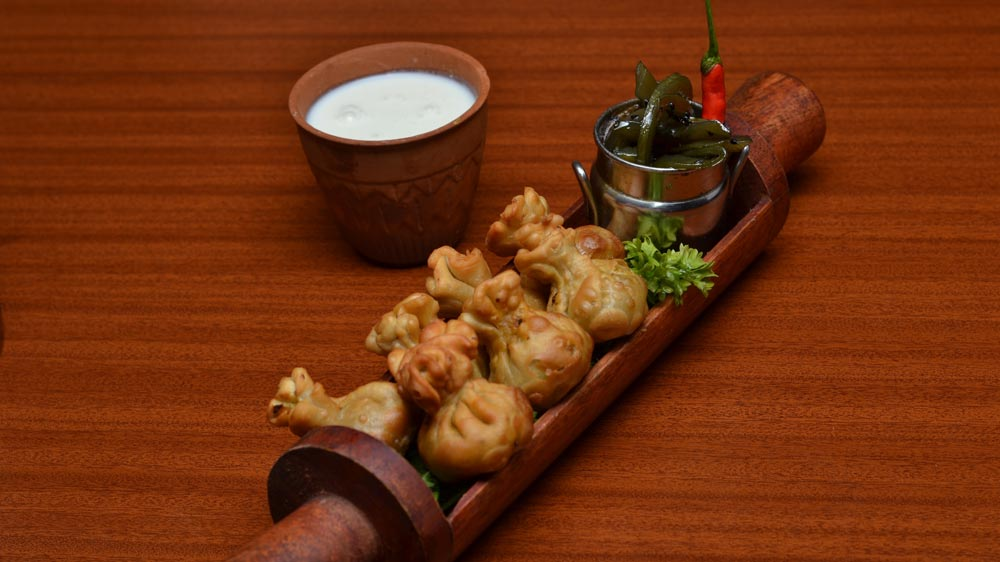 Enjoy Lipsmacking Monsoon Delicacies at Kopper Kadai