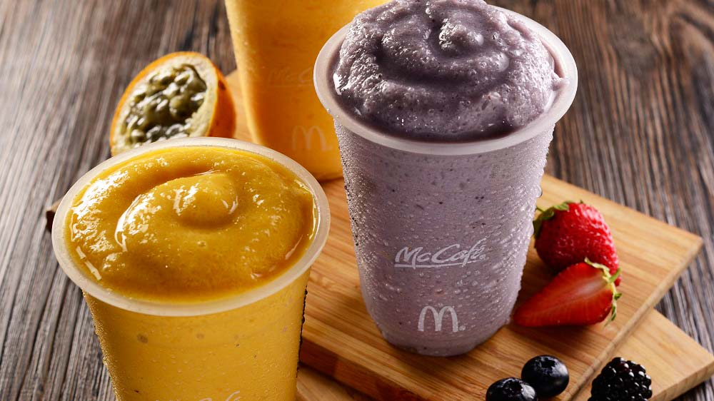 McDonald's aims at establishing leadership position through McCafes