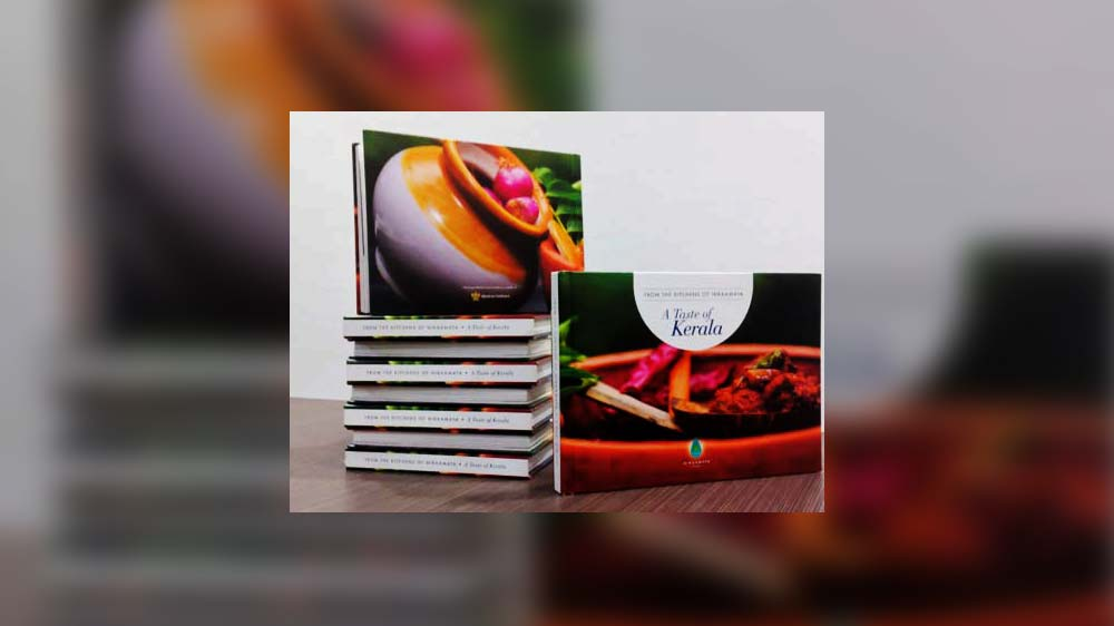Niraamaya Retreats launches A Taste of Kerala, a unique recipe book of the authentic cuisines of Kerala