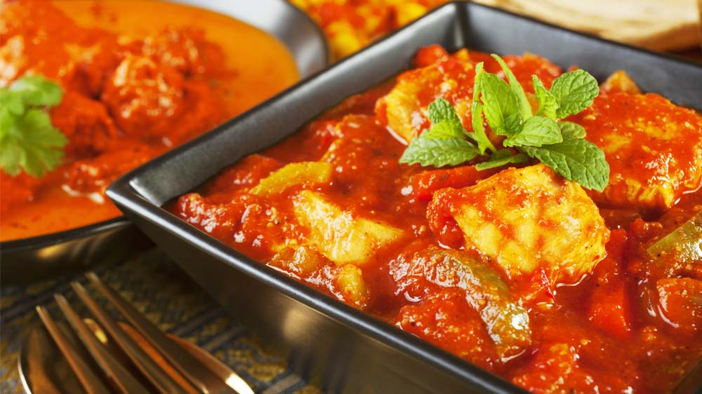 Rediscovering Indian cuisine