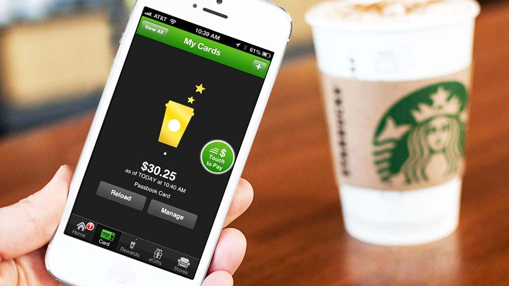 Restaurants like Starbucks, KFC and Chili's to use Apple Pay for payments