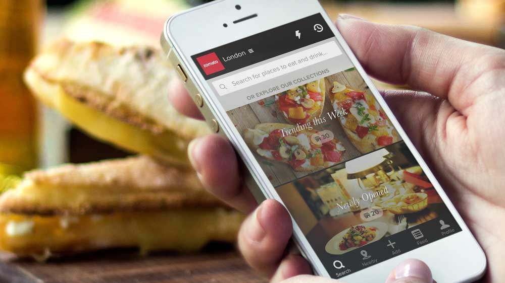 Restaurateurs go app frenzy!
