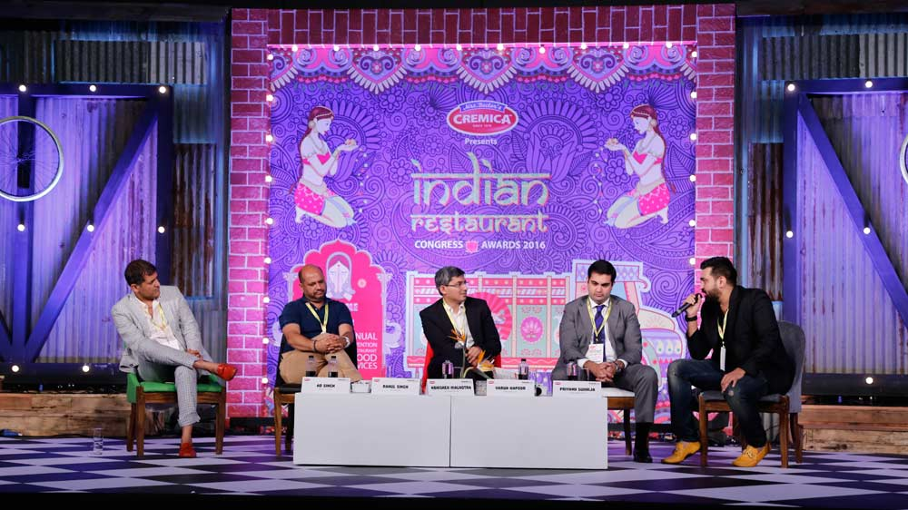 Restaurant India Congress comes to West India