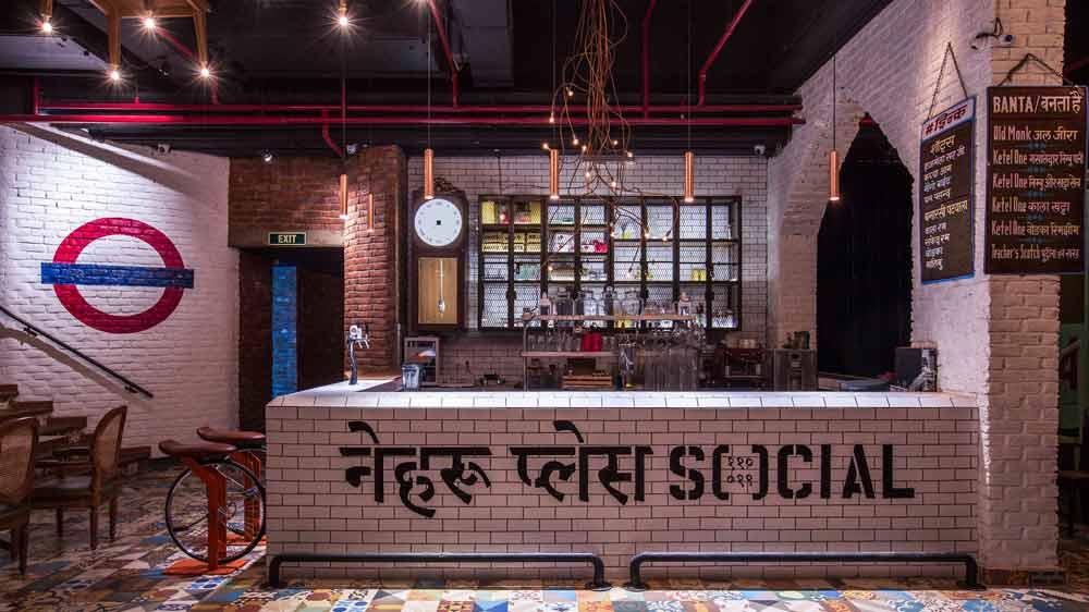Delhi gets its 4th Social at Nehru Place