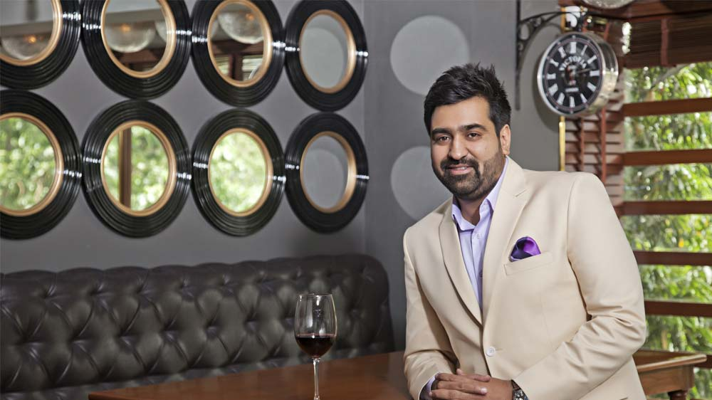 The All Rounder Restaurateur