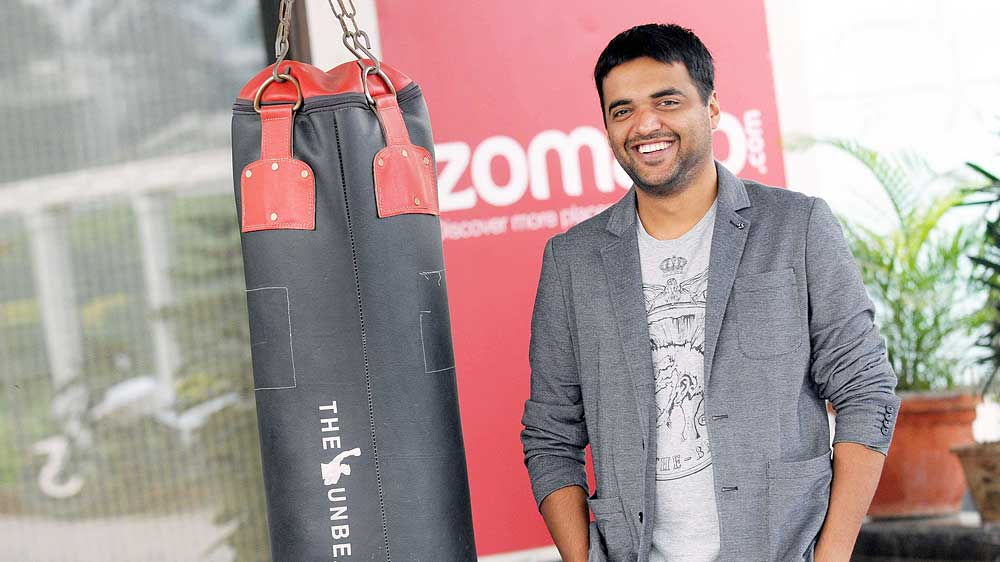 Quote-Unquote with Zomato's Founder!