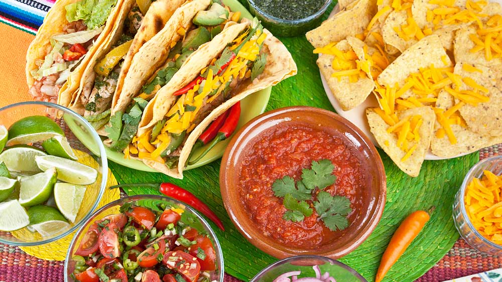 Why are Suppliers moving towards Mexican Food?