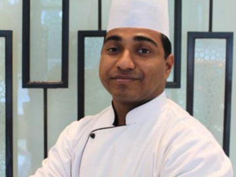 Great food is the main contributor to good biz- Saroj Muduli, Chef de Cuisine