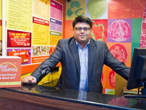 We want to become the largest Indian chain- Gaurav Jain  Mast Kalandar