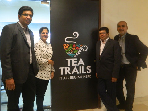 Tea Trails plans to open 400 outlets in 5 years
