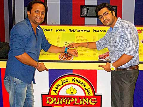 Our target revenue is Rs 4.5 lakh in a month- Dumpling Momo