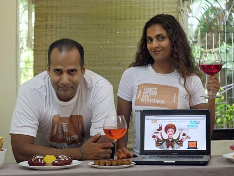 Once Upon my Kitchen is keen to partner with likeminded investors