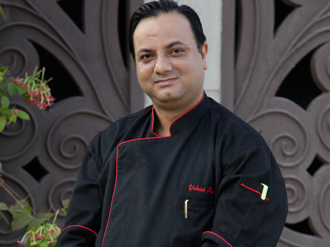 I want my restaurant to be a trendsetter- Chef Vikas Pant