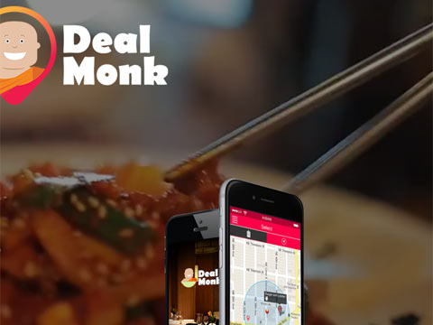 Now an app that gives real time discounts for restaurants