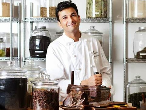My first restaurant in India will open at Bodhgaya- Chef Vikas Khanna