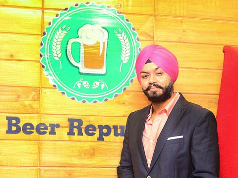 Now a Micro-Brewery Restaurant that is scaling in East India