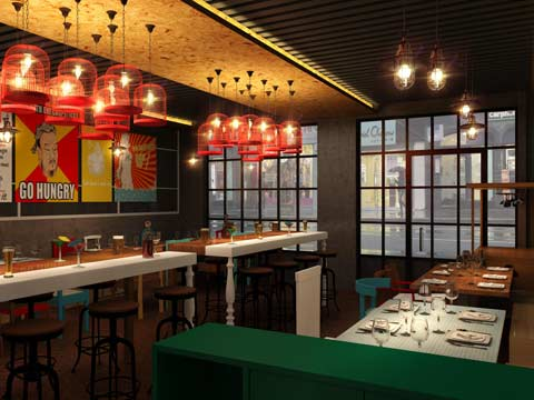 5 Spice Wok plans to expand to Bengaluru   Surat by 2016