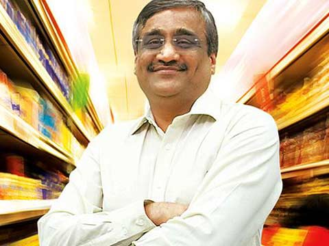 Our next move will be taking dairy products all over India  Kishore Biyani