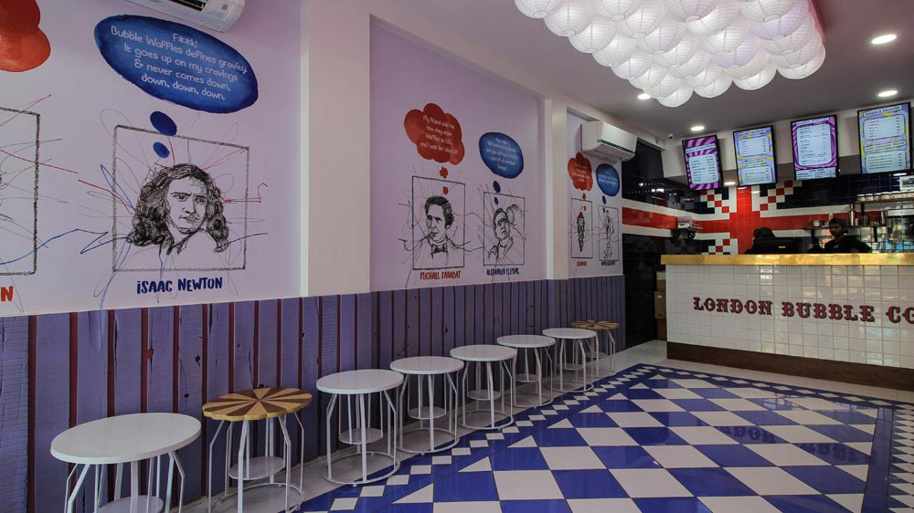 Mumbai based London Bubble Co. to Open 200 Outlets via Franchising