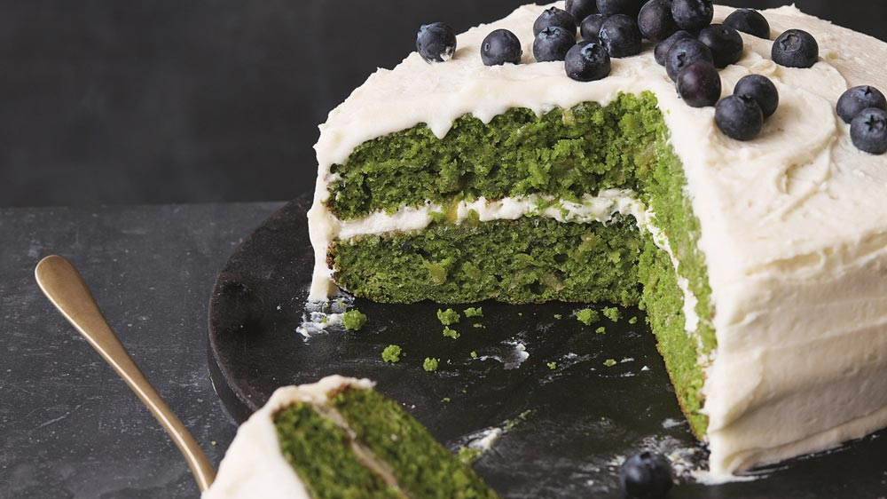 Veggie-Delights Set to be the Biggest Dessert Trend