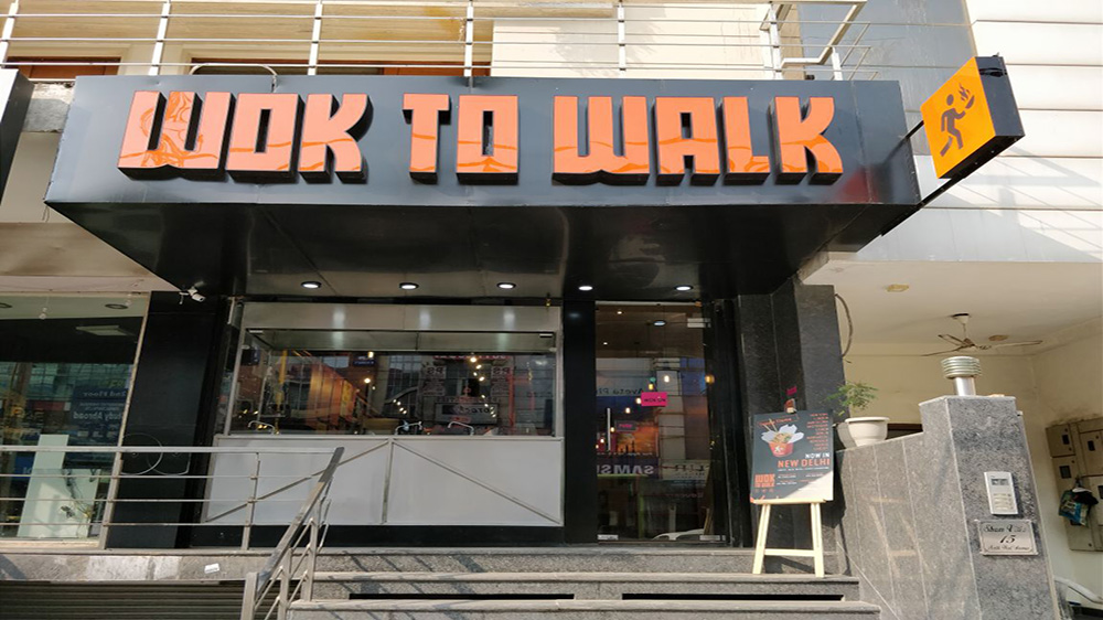 Amsterdam-Based Wok to Walk to Open 100 Outlets in next 5 Years