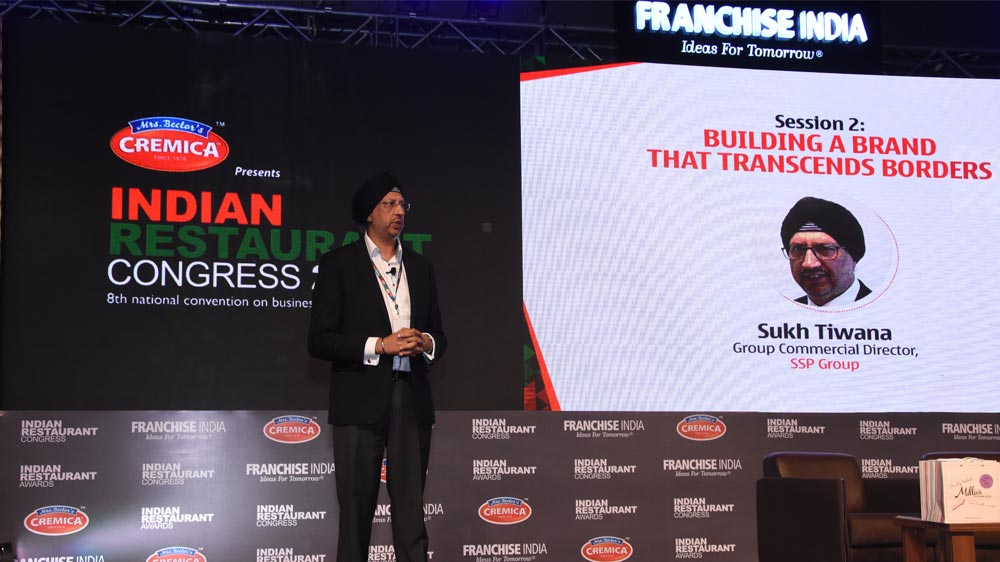 """The F&B Industry India is Way Ahead of People's Expectation"", says Sukh Tiwana"