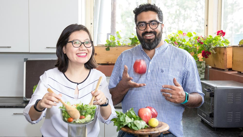 This Start-up Aims at Becoming McDonald's for Healthy Food