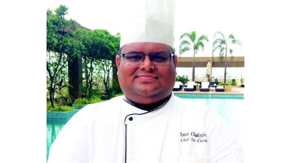 2019 Will See More Live Kitchens, Fusion Food at Restaurants in India, Predicts Chef Amit Chakraborti