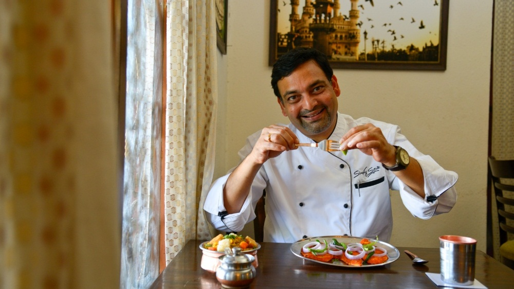 We Serve Only South Indian But Tweak Our Serving Style As Per Market Demands, says Chef Chalapathi Rao