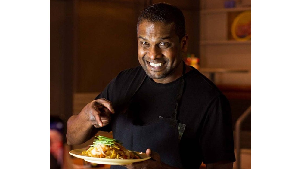 This Singaporean-Australian Chef Believes in using Lots of Indian Spices in His Cooking