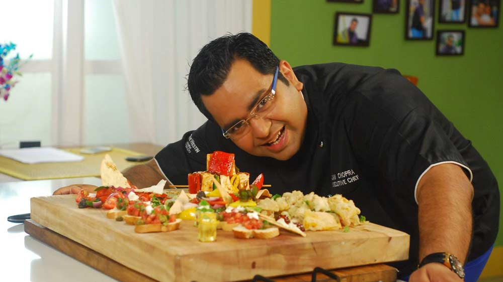 Standalone dining options are becoming much more superior :   Ajay Chopra, Celebrity Chef and Author