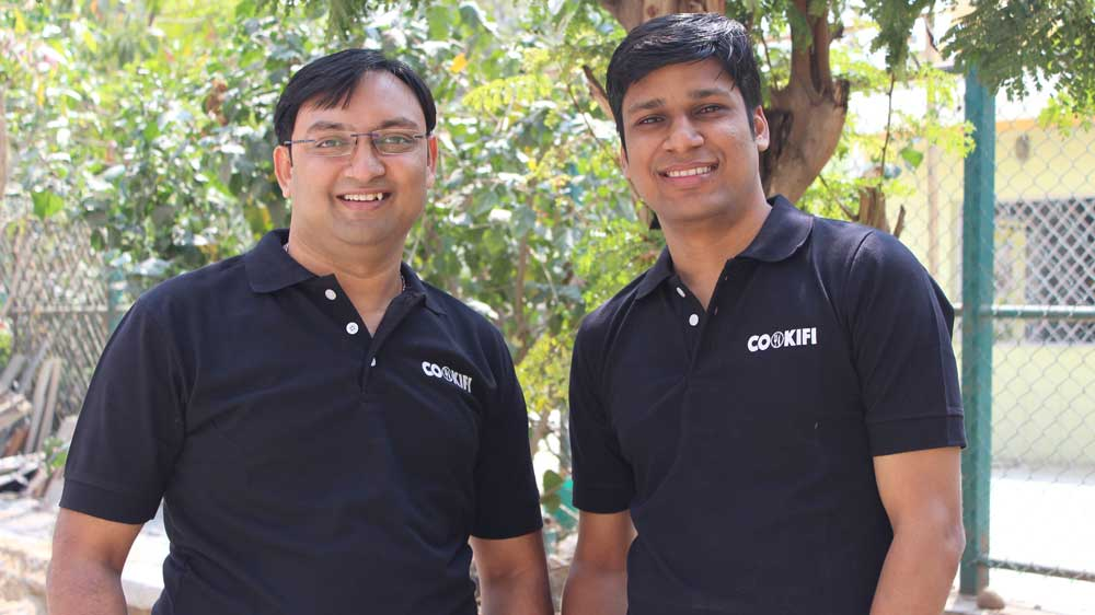 We are growing 200 per cent month on month :    Ajay Modani, Co-Founder of Cookifi