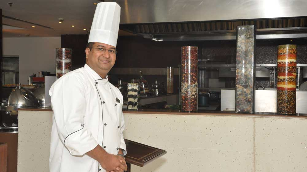 The Indian cuisine has various flavours, textures and ingredients :   Ashvini Kumar, Executive Chef at Four Points
