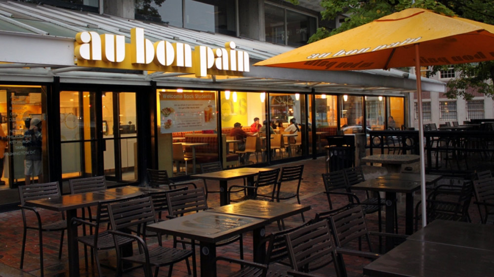 Au Bon Pain cafe to open 300 outlets in 5 years