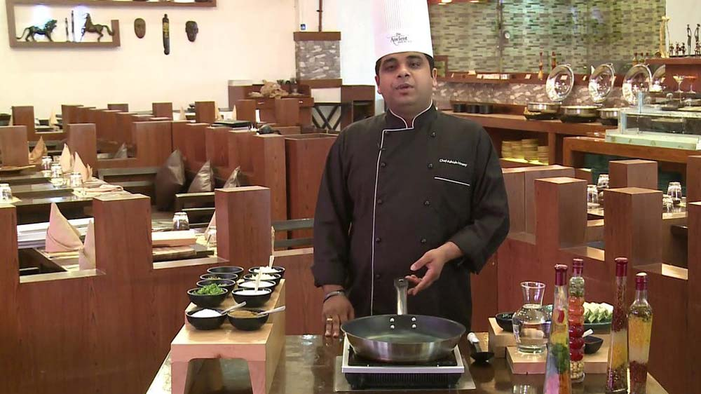 Concept restaurants are moving towards new style food :    Ashish Massey, Chef