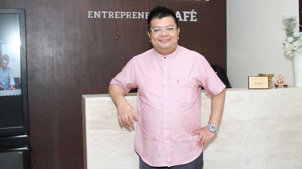 Franchising is a good idea to expand faster :    Edwin Ng, Owner of Munch