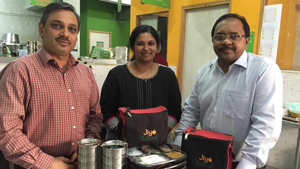 Benagluru based Jiyo Natural acquires Sangeeta Aahar to expand capacity :    Jayas Damodaran, Co-Founder and MD of Jiyo Natural Pvt Ltd
