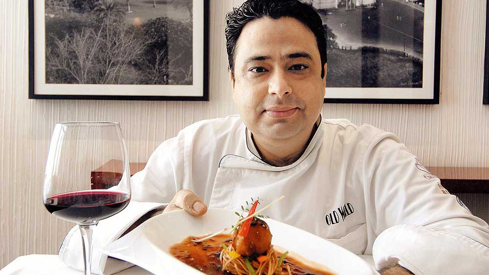 We serve authentic food with a mix of global ingredients and methods- Manish Mehrotra