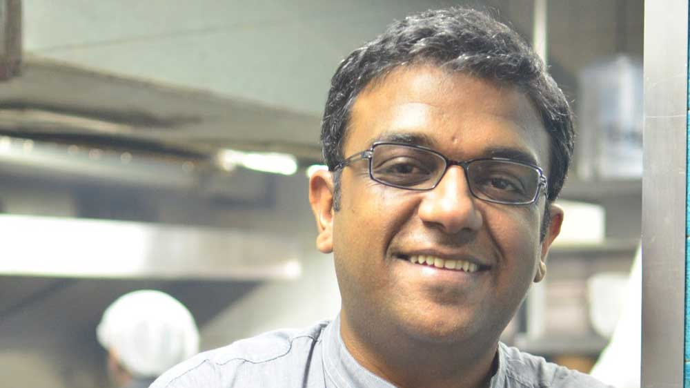Our approach to food is to make it accessible to everyone  Chef Mitesh