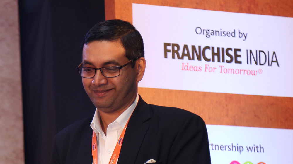 """Franchising helps create value"""