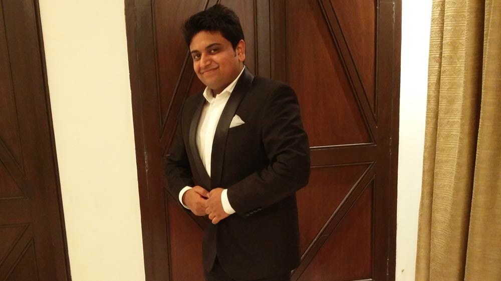 I am selling the food with the concept- Siddharth Aggarwal