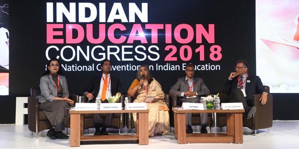 Indian Education Congress 2018: Building India as an