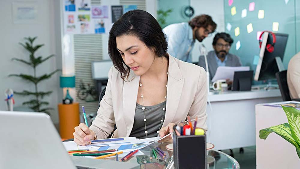 5 points to keep in mind while working in office to maintain health