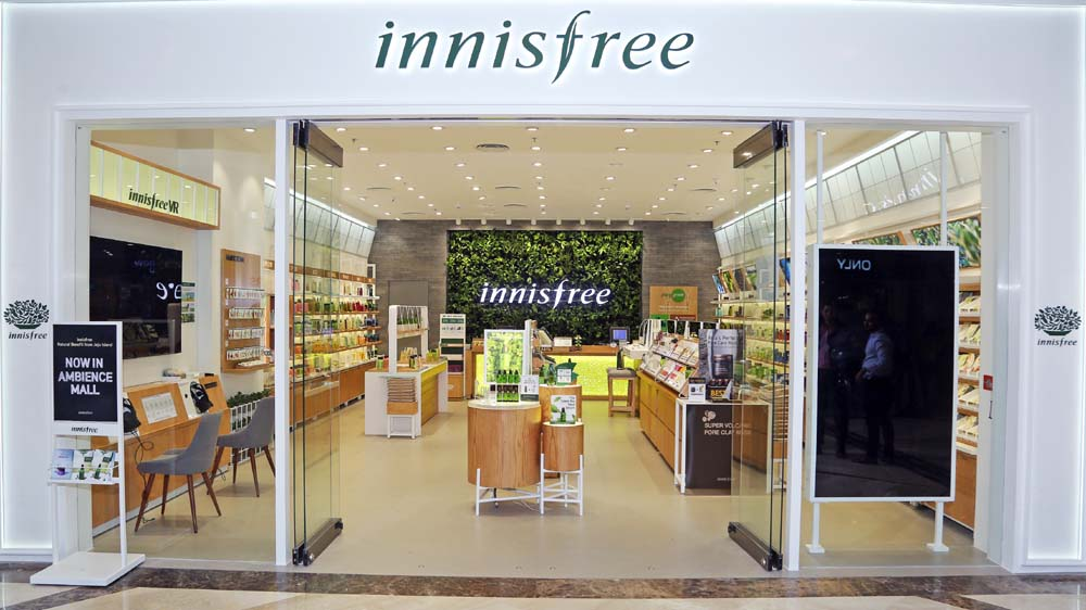 Highlighting the Best in the 7th Flagship Store of Innisfree
