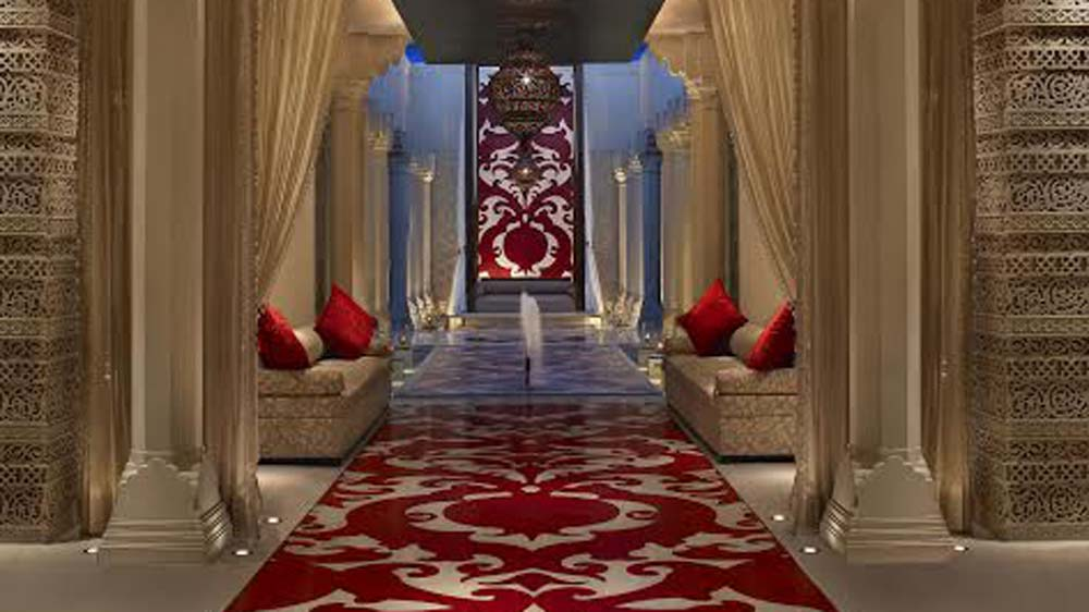 The Royal Way to Treat the Senses and Soothe the Mind- Kaya Kalp- The Royal Spa